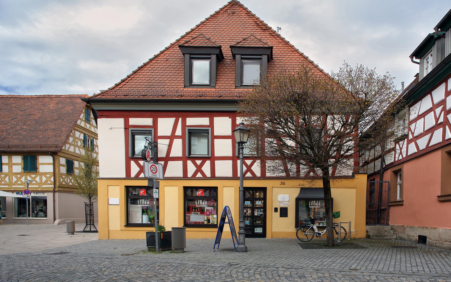 Stadt Apotheke Parsberg